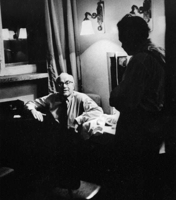 И́горь Влади́мирович Ильи́нский — советский актёр, режиссёр театра и кино. Фотограф — Лев Шерстенников