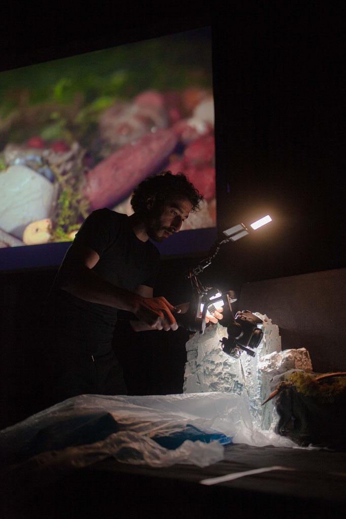 Armada Theater: DWDW- Die Sache mit dem Wasser 2021 ©Louisa-Marie Nübel