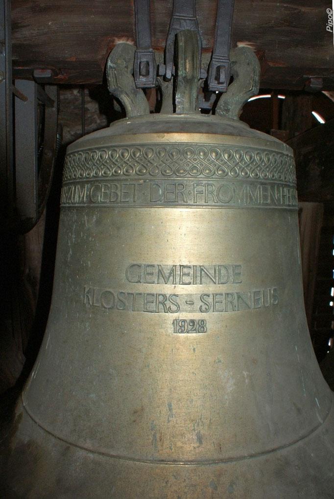 Glocke der Gemeinde Klosters