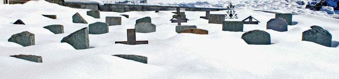 Friedhof März 2012