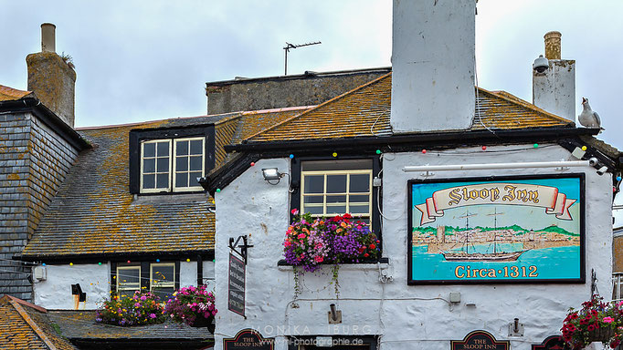Pub in St. Ives