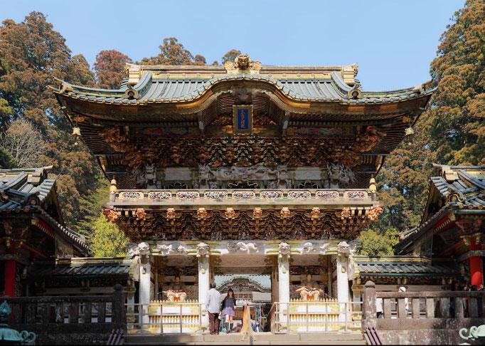 Youmeimon Gate (Construction for renovation)