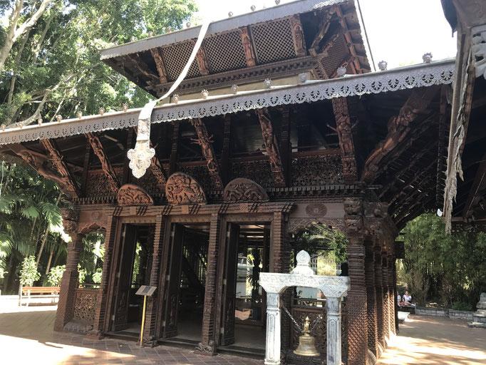 Mongolischer Tempel Brisbane