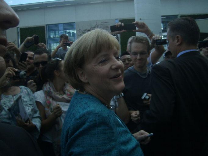 Angela Merkel Bundeskanzlerin