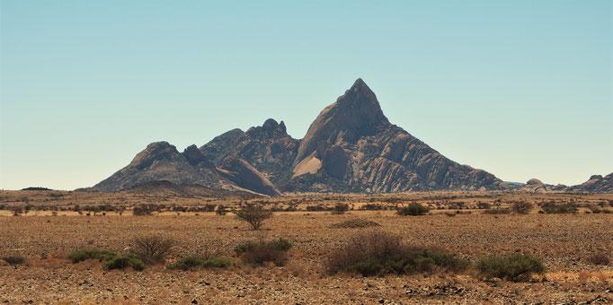 Spitzkoppe ; Namibie