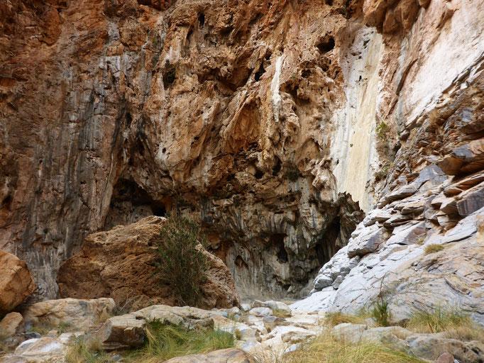 Naukluft ; Namibie