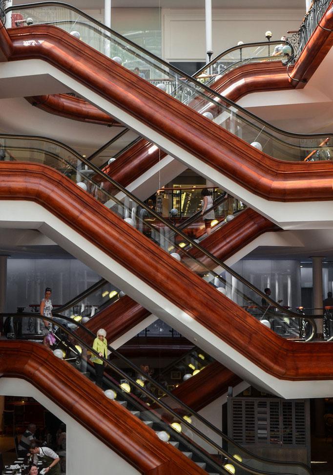 Glasgow - Princes Square Shopping Centre