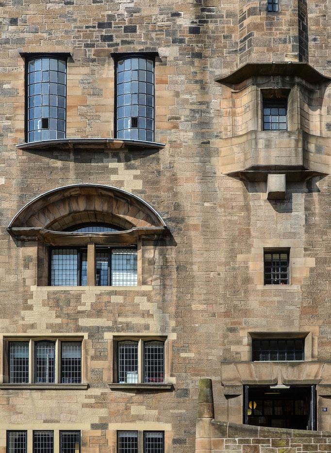 The Glasgow School of Art - by Charles Rennie Mackintosh