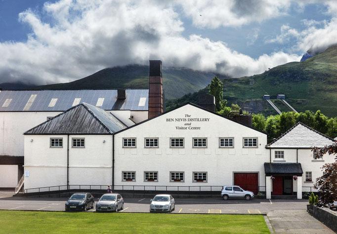Fort William - Ben Nevis Distillery