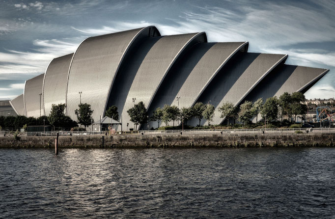 Glasgow - Clyde Auditorium (by Norman Foster)