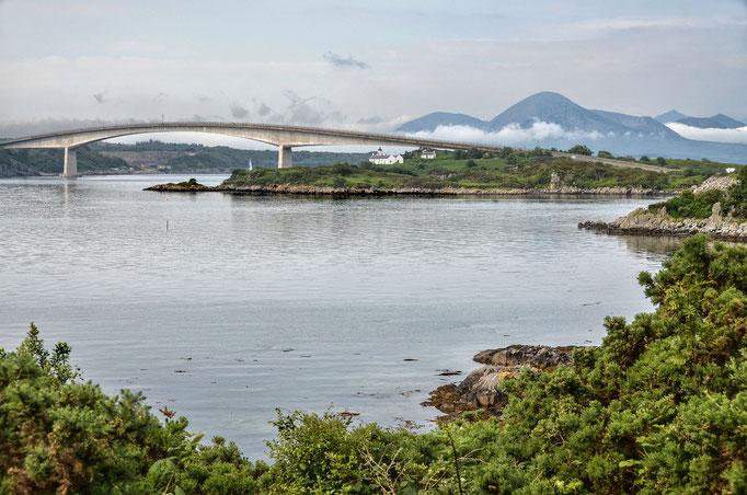 Isle of Skye - Skye Bridge (1995)