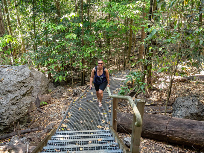 Christmas Island Hugh´s Dale Waterfall
