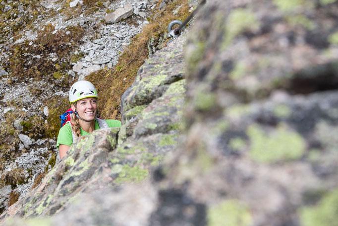 Berge im Licht: Ebike und Klettersteigtour auf die Saarbrücker Hütte und den Kleinlitzner - 8