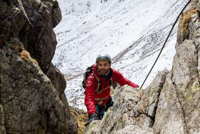 Berge im Licht: Ebike und Klettersteigtour auf die Saarbrücker Hütte und den Kleinlitzner - 12