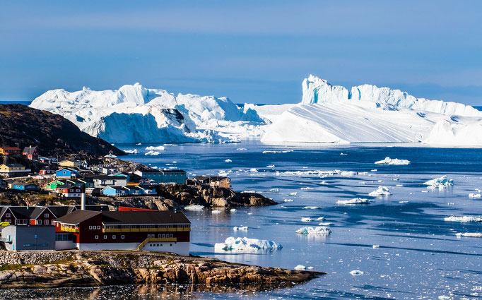 Ilulissat - Grönland