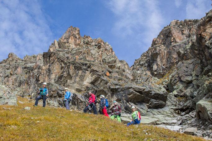 Berge im Licht: Ebike und Klettersteigtour auf die Saarbrücker Hütte und den Kleinlitzner - 7