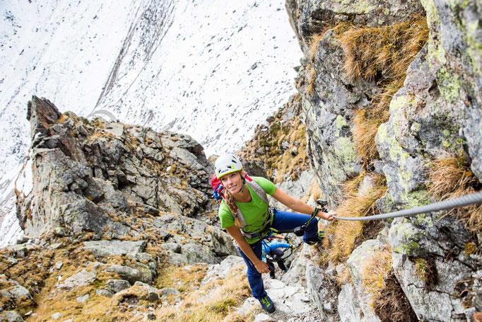 Kleinlitzner Klettersteig