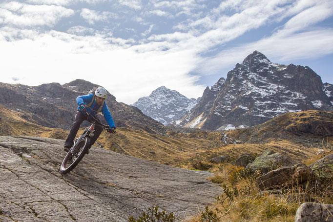 Berge im Licht: Ebike und Klettersteigtour auf die Saarbrücker Hütte und den Kleinlitzner - 21