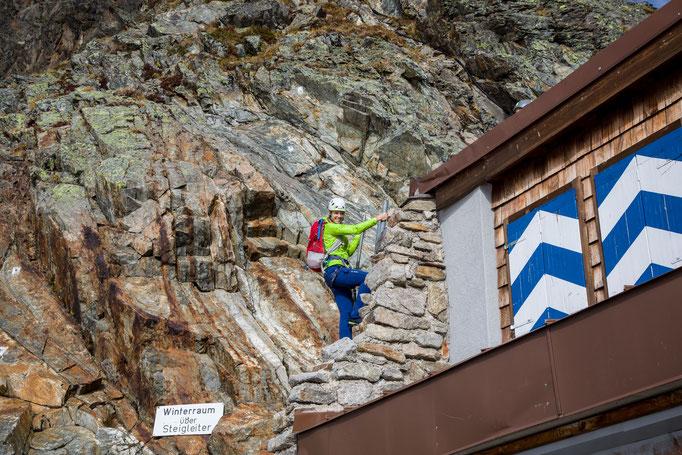Berge im Licht: Ebike und Klettersteigtour auf die Saarbrücker Hütte und den Kleinlitzner - 6