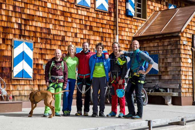 Berge im Licht: Ebike und Klettersteigtour auf die Saarbrücker Hütte und den Kleinlitzner - 19