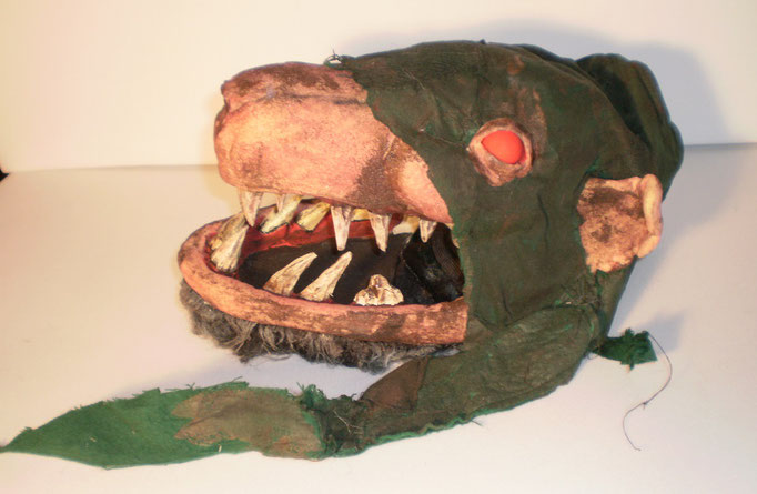 Rattenmaske 2
