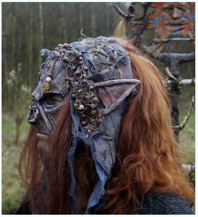 Goblin Priesterin