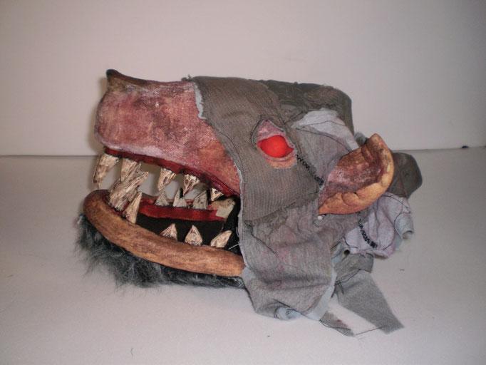 Rattenmaske 1