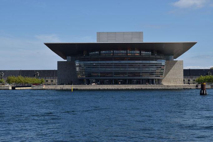 Das Opernhaus in Kopenhagen
