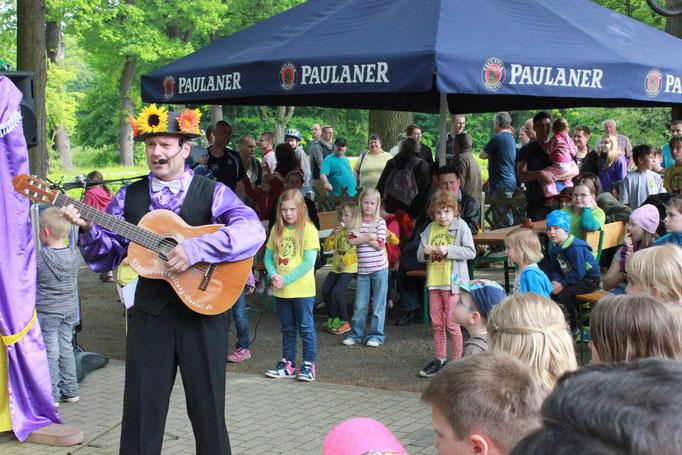 Musikalische Kinderunterhaltung