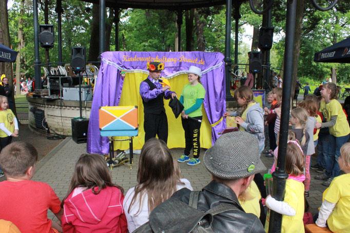 Zauberer aus der Oberlausitz - Sachsen