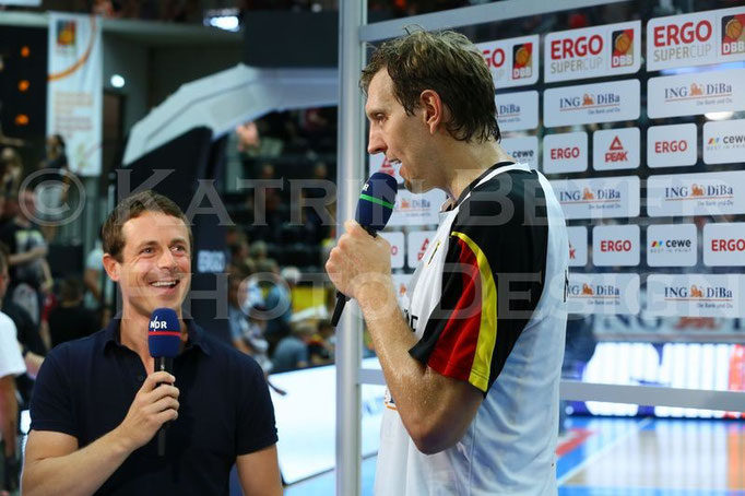 Alexander Bommes, Dirk Nowitzki