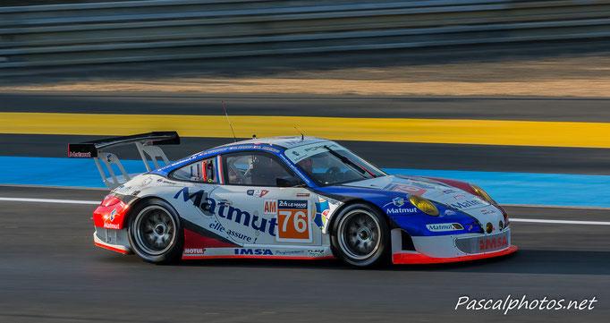 Porsche IMSA Matmut  24 heures du mans