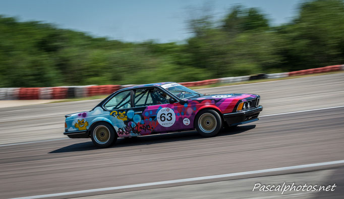 BMW 3 L grand prix age d'or vhc racing