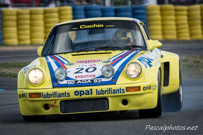 Porsche RSR Le Mans Classic
