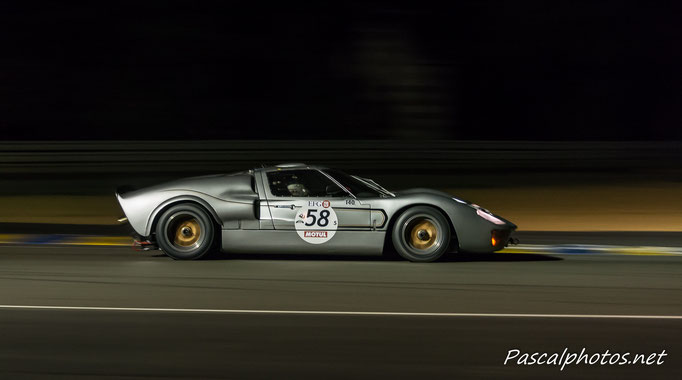 Ford GT 40 Le Mans Classic