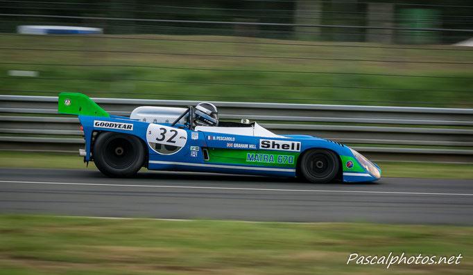 Matra 670 Le Mans Classic