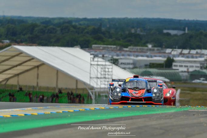 Road to Le Mans ; 24 Heures du Mans ; filiere Frédéric Sausset