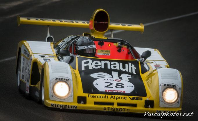 Alpine A 442 Le Mans Classic
