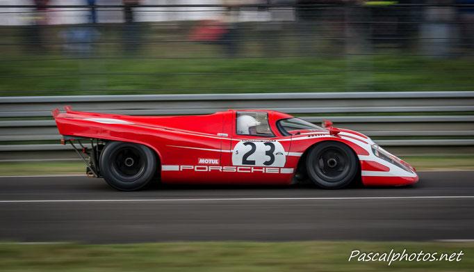 Porsche 917 Le Mans Classic