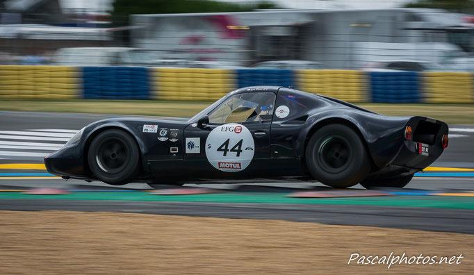 Chevron Le Mans Classic