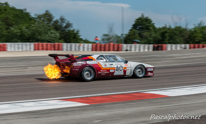 BMW M1 grand prix age d'or vhc racing