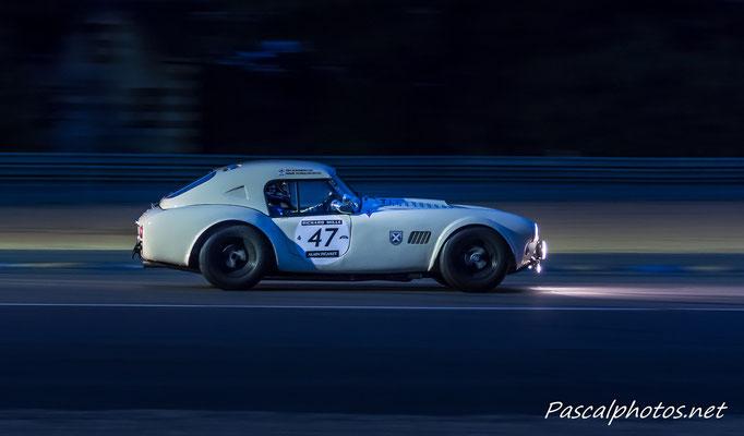 AC Cobra Le Mans Classic