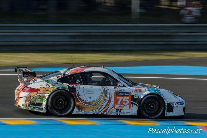 Porsche GT3-R  24 heures du mans