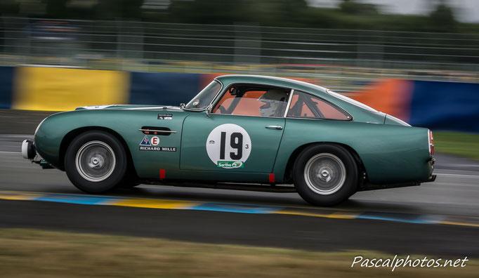 Aston Martin Le Mans Classic