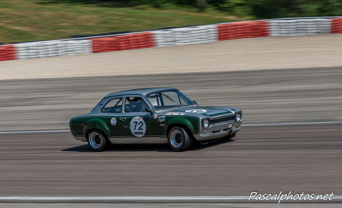 Ford Escort RS grand prix age d'or vhc racing