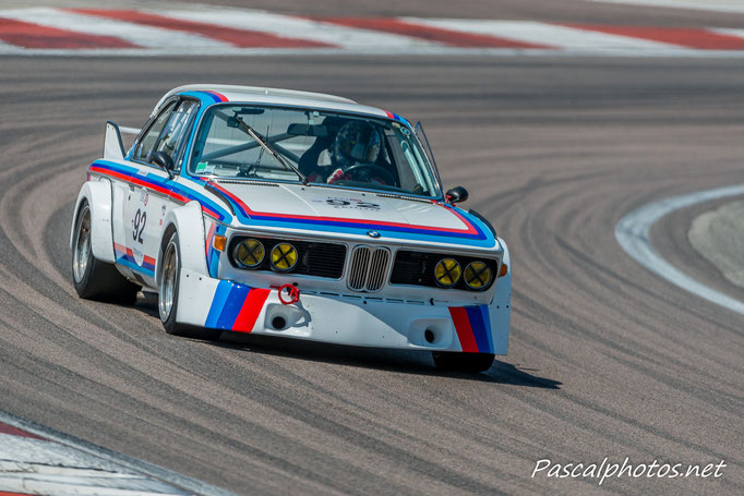 BMW 2002 grand prix age d'or vhc racing