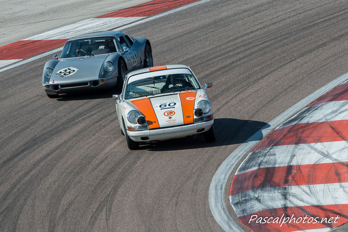 Porsche 911 grand prix age d'or vhc racing