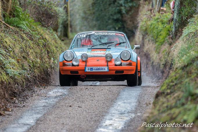 JF Rual , Porsche RS