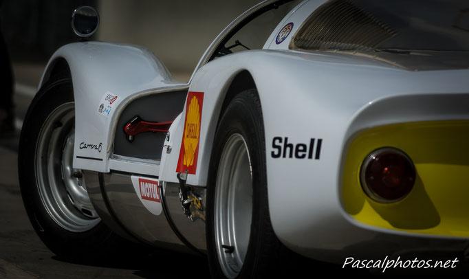 Porsche Carrera 6 Le Mans Classic