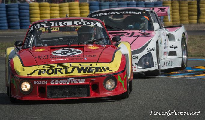 Porsche 935 Le Mans Classic